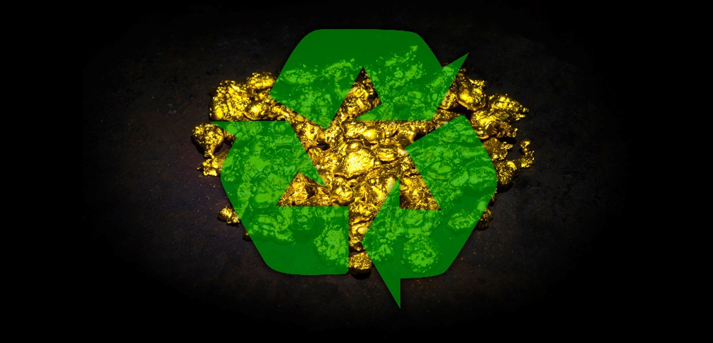 100% Recycled GOLD… What's the big deal?